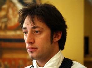 Luigi taglienti il pi giovane chef italiano a pamplona for Luigi taglienti chef